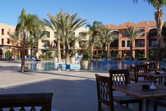 Jaz Dar El Madina: Hotelbereich