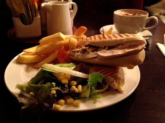 The Carraig Hotel: Toasted Special - Delicious and filling