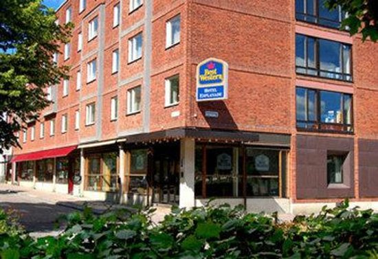 First City Esplanade Hotel