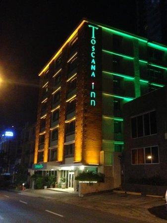 توسكانا إن هوتل:                   Best Hotel in Panama                 