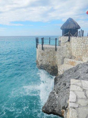 Rockhouse Hotel:                   Cabana massage