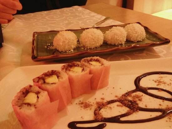 Hoseki: I dolci: belli e buoni!