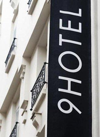 9HOTEL OPERA: Facade