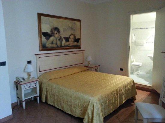 Hotel Vasari Palace: camera