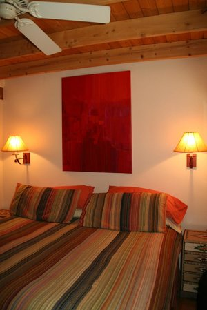 Burch Street Casitas Hotel: Sleeping Area