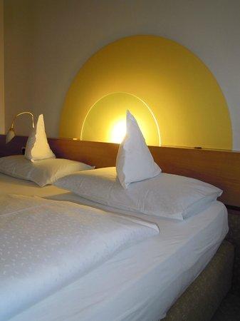 Hotel Sonnenhof Merano: camera