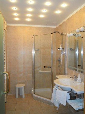 Hotel Sonnenhof Merano: toilette