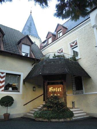 Hotel Sonnenhof Merano: ingresso hotel