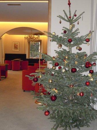Hotel Sonnenhof Merano: hall