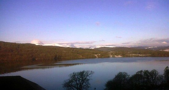 The Windermere Hotel: Stunning scenery