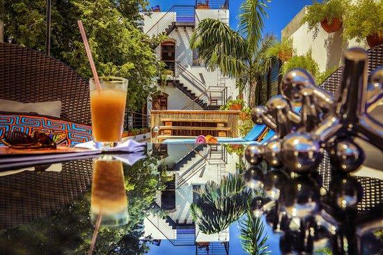 Casa de Isabella - a Kali Hotel: Relaxe zone