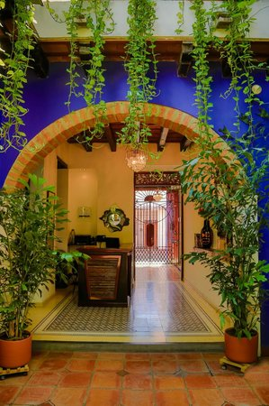 Casa de Isabella - a Kali Hotel: Lobby