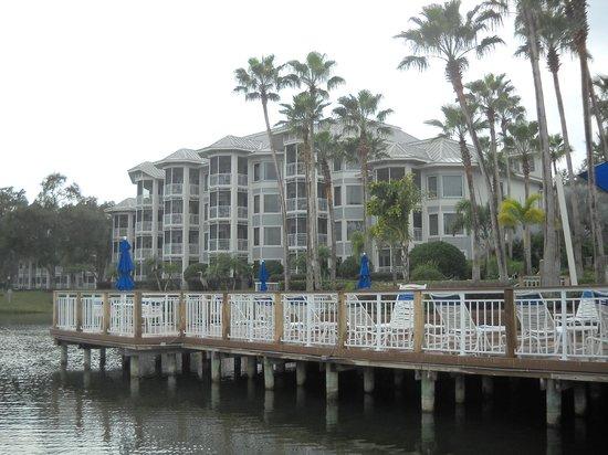 Marriott's Cypress Harbour Villas:                   View1