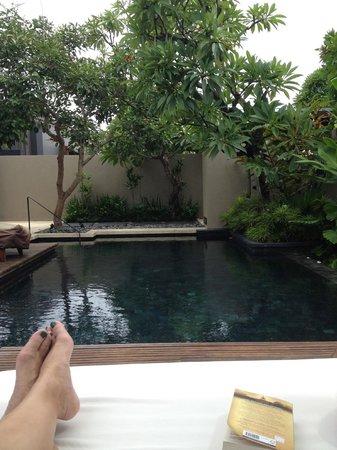 W Bali - Seminyak:                   One bedroom villa