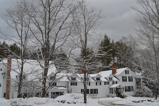 The Inn at Weathersfield: Winter January 2013