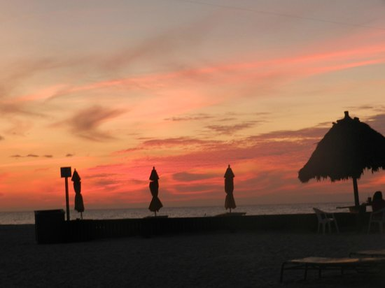 Sirata Beach Resort:                   Beautiful sunsets!
