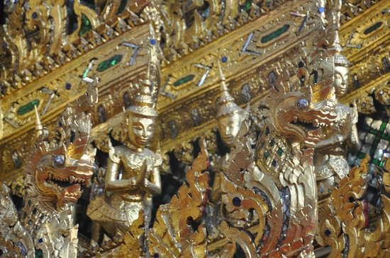 The National Museum Bangkok: .