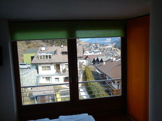 Vitalhotel Rainer: Panorama dalla camera