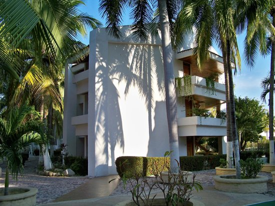 Ixtapa Palace Resort & Spa: Balconies of the rooms