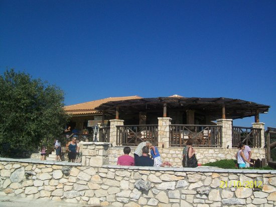 Alykanas Village Hotel:                   island tour
