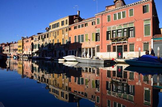 Cannaregio : Canal