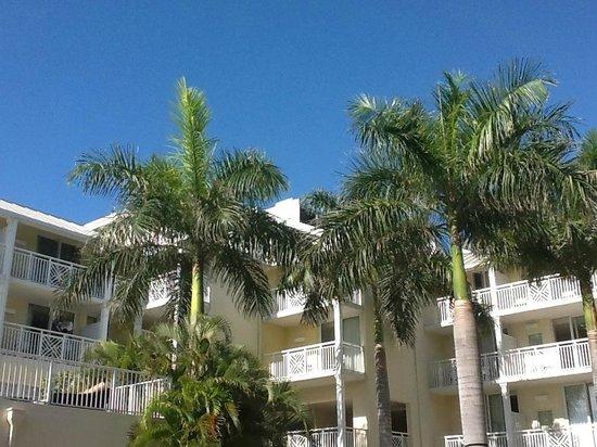 The Reach Key West, A Waldorf Astoria Resort: AC unit on Roof
