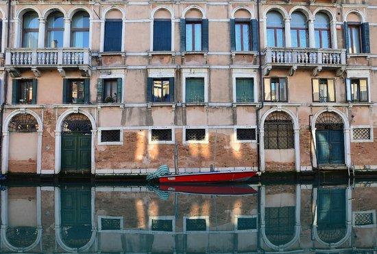 Cannaregio: Canal