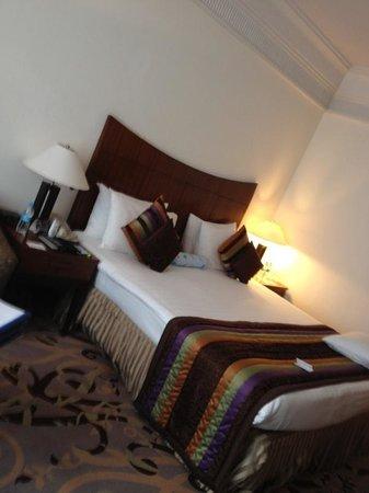 Radisson Blu Hotel Noida:                   Hotel room