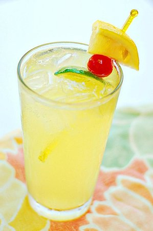 Noon2Night -The Terrace Restaurant:                   Pineapple Juice