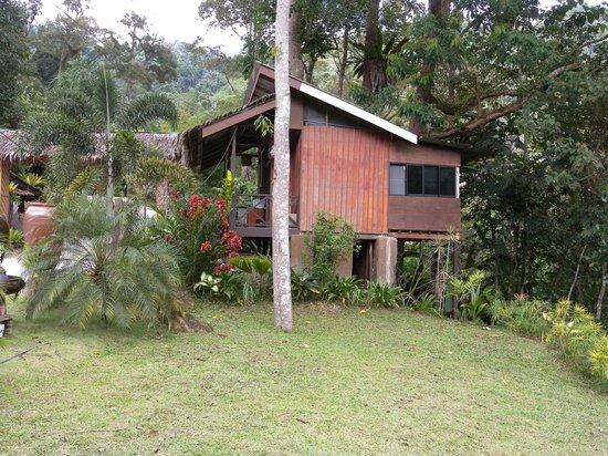 Gopeng Malaysia  City pictures : Adeline's Villa Resort: Las habitaciones están en diferentes cabañas
