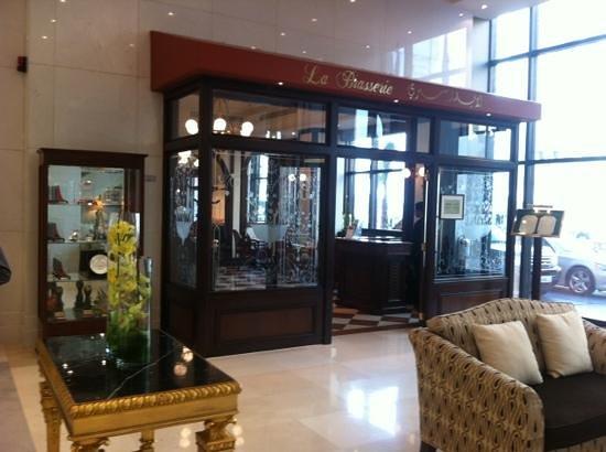 JW Marriott Hotel Kuwait City:                   La Brasserie im Marriott in Kuwait