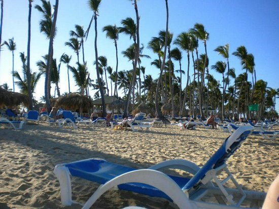 Sirenis Punta Cana Resort Casino & Aquagames: Awesome Beach !