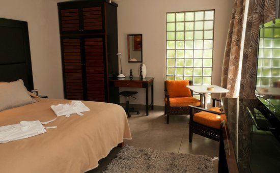 The Haven and Spa: Room