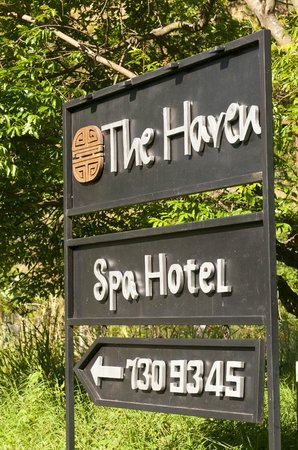 The Haven Hotel and Spa : The Haven