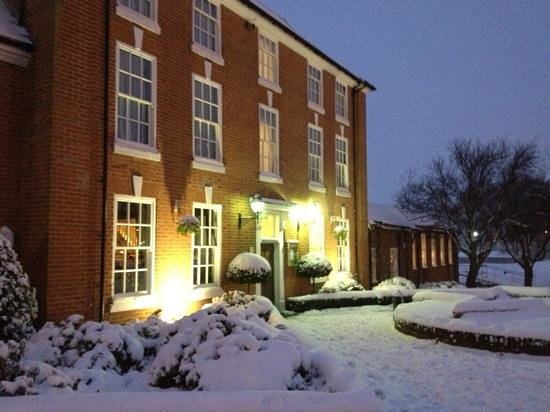 Best Western Plus Coventry Windmill Village Hotel Golf & Spa :                   The Old Part of the Hotel