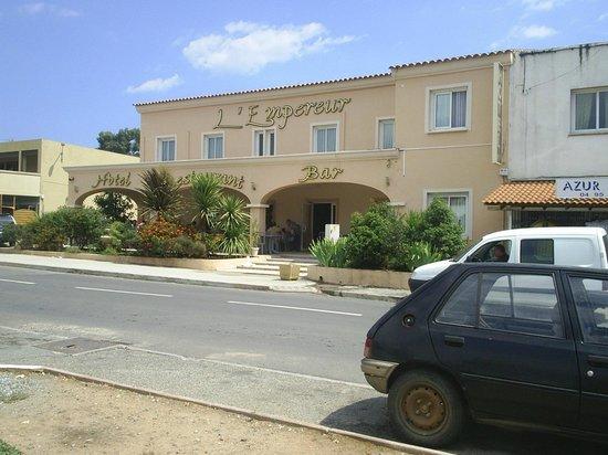 Hotel L'Empereur: Vista esterna