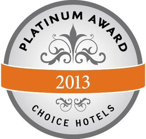 Comfort Suites Natchitoches: 2013 Platinum Winner