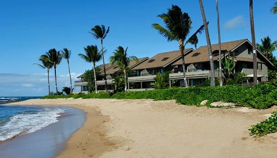 Kahana Village: Our Beautiful Private White Sand Beach