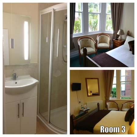 Kingsholm Hotel: Room 3