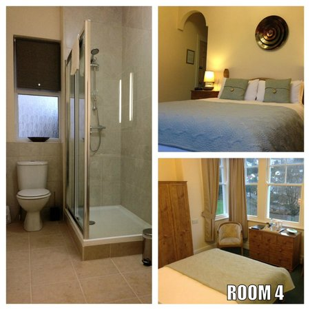 Kingsholm Hotel: Room 4