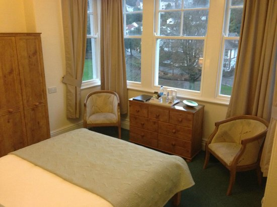 Kingsholm Hotel: Bedroom 4 - Kingsize En-suite