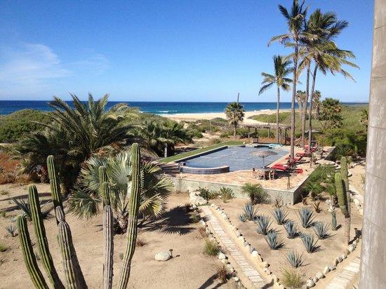 Villa Santa Cruz :                   View