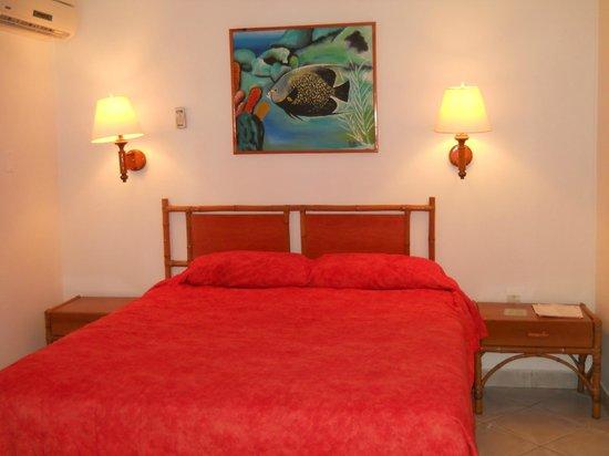 Decameron San Luis: habitacion