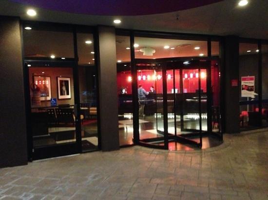 Hotel Preston:                   Front Door