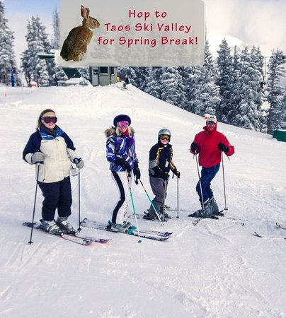 Alpine Village Suites: Break out of winter blues...hop over to our site to plan your Spring Break now!