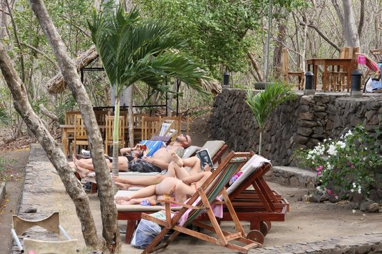 San Simian Eco Lodge : Beachcheases at San Simian