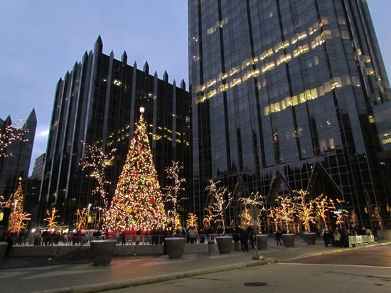 PPG Place - December 22, 2012