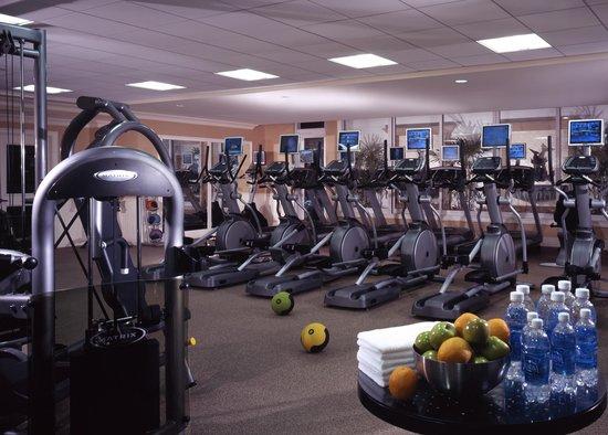 Hotel del Coronado: Fitness Center