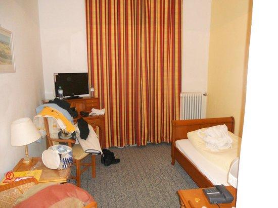 Hotel Mozart: Camera