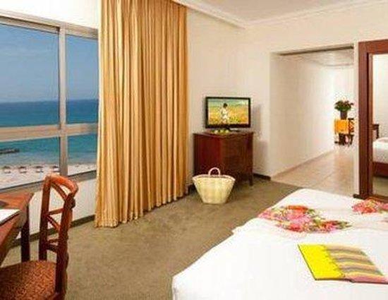 Leonardo Plaza Hotel Haifa: Junior Suite